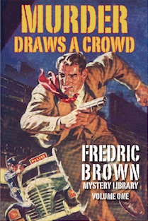 Fredric Brown Volume One from Haffner Press