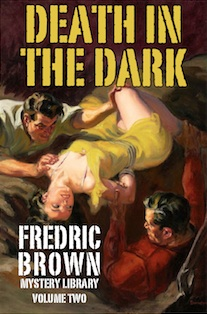 Fredric Brown Volume Two from Haffner Press