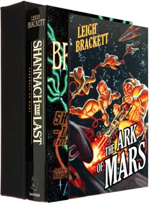 Shannach—The Last: Farewell to Mars - Limited Edition